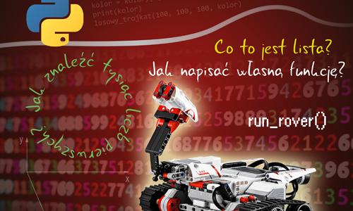 Kółko z programowania w Pythonie