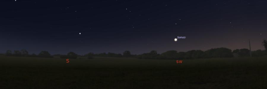 Wielka Koniunkcja Jowisza i Saturna 2020